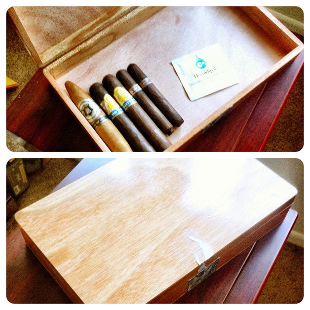Dry Boxing Cigars