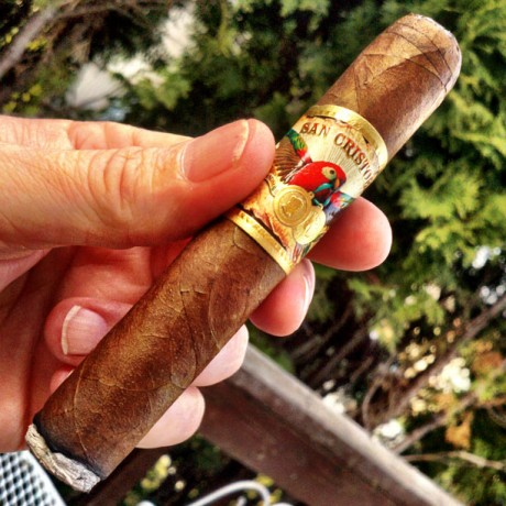 San Cristobal Seleccion del Sol cigar