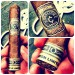 Camacho Corojo 10th Anniversary Limited Edition Robusto cigar