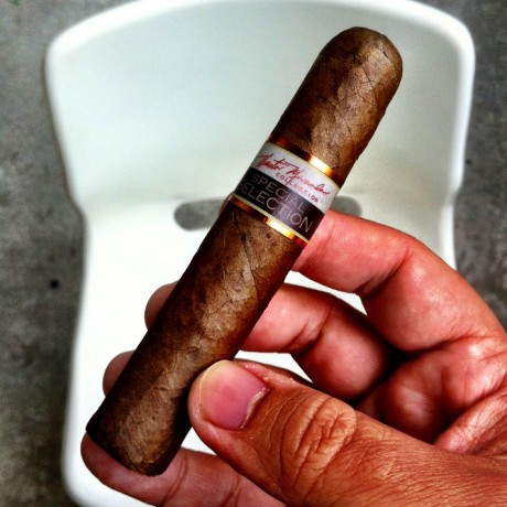 Nestor Miranda Special Selection Coffee Break Habano Rosado cigar
